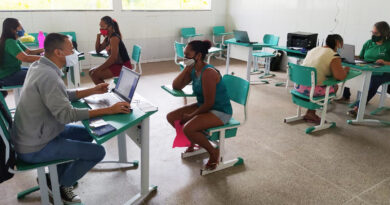 Residencial Campo Belo recebe CRAS Itinerante.